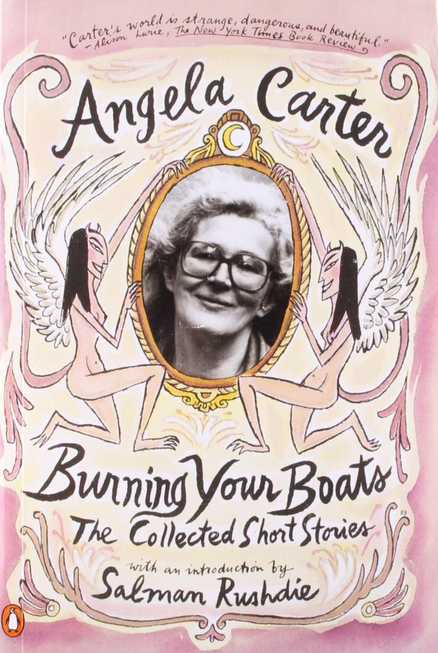 book cover: Burning Your Boats