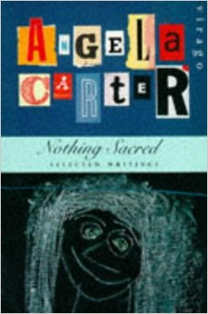 book cover: Nothing Sacred